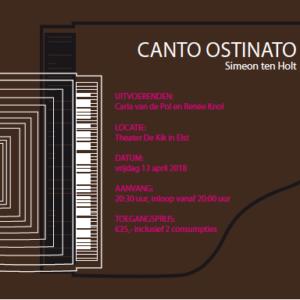 concertkaartje / Rotary