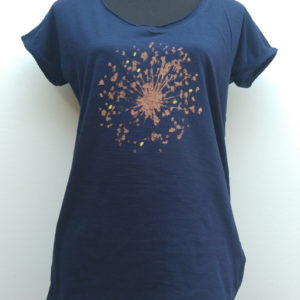 Dames T-shirt (ui)